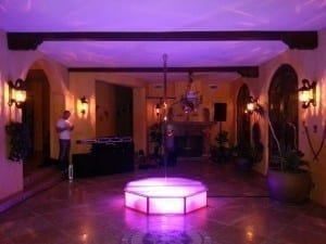 Los Angeles stripper pole rentals in my home