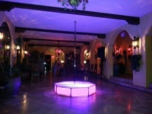Stripper Pole Rentals for Bachelorette Parties with Pole Dancers is Fun and Fit
