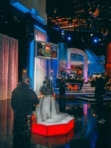 All Star Stages on Arsenio Hall Show