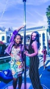 Models at Tai Lopez Mansion2